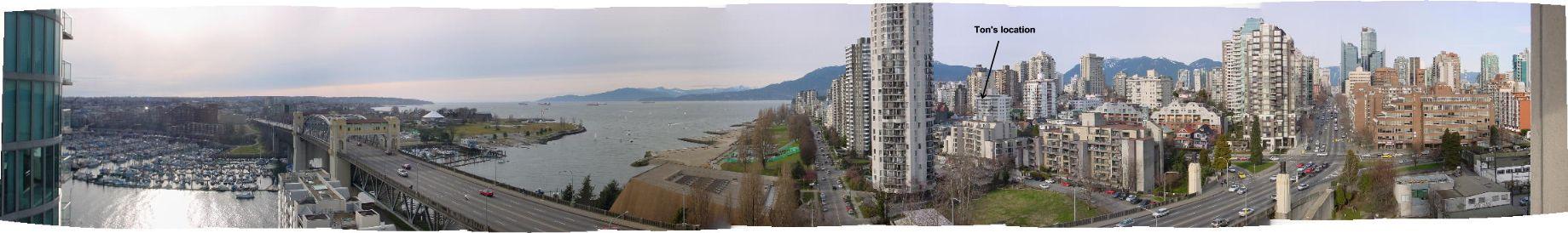 Ton's neighbourhood