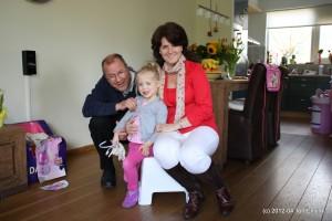 Su 22-Apr-2012: Marcel, Danique and Evelien