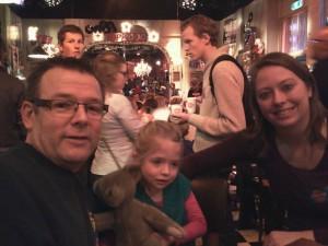 Top 2000 Cafe, Media Park Hilversum (NL)
