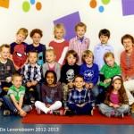 PCBS De Levensboom Groep 1 en 2 2013-05-15